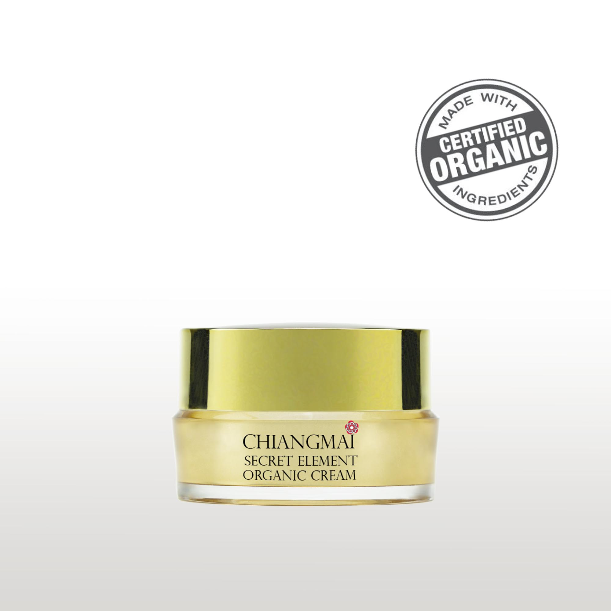 ChiangMai Secret Element Organic Cream