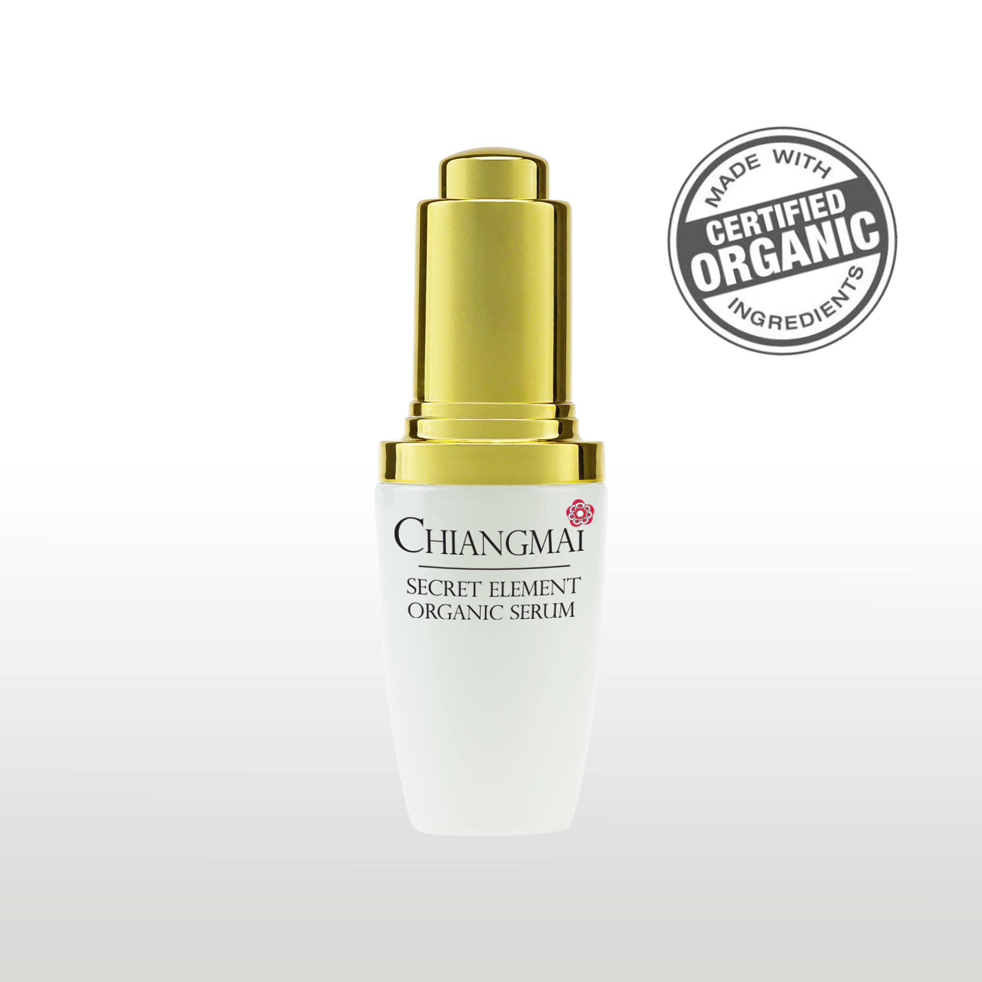 ChiangMai Secret Element Organic Serum